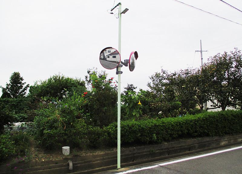 某地区防犯灯LED